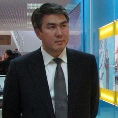 Asset OrentayevichIssekeshev